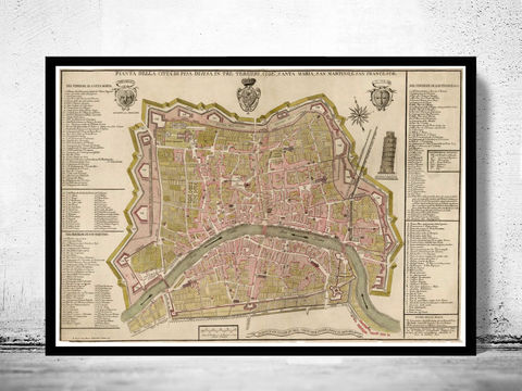 Old,Map,of,Pisa,Italy,1777,Art,Reproduction,Open_Edition,city_map,antique,italy,italia,city_plan,vintage_poster,vintage_map,old_map,map_of_pisa,pisa_map,pisa,tower_of_pisa,pisa_tower