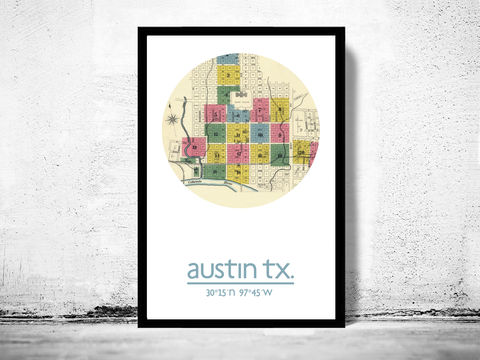AUSTIN,-,city,poster,map,print, AUSTIN print, AUSTIN poster, AUSTIN TX Poster, AUSTIN art, AUSTIN, AUSTIN map, wall decor, city,maps, travel poster