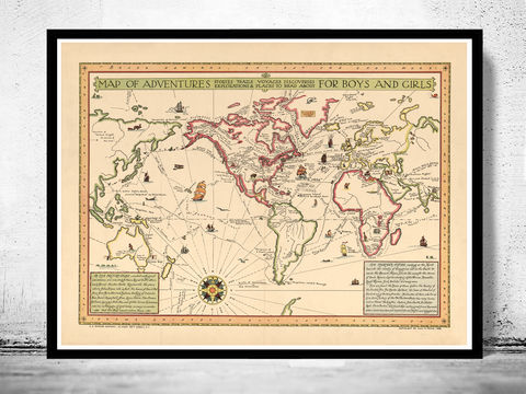 Old,World,Map,1925,Vintage,Art,Reproduction,Open_Edition,World_map,old_map,antique,atlas,ornamental,exploration,tales,vintage_world_map,old_world_map,vintage_map,world_atlas,map_of_the_world