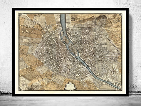 Old,Map,of,Paris,Turgot,1739,old map of paris, vintage map of paris, paris old map, paris vintage map, turgot map, paris turgot map, turdgot map of paris, large map of paris, paris, old map of paris, paris poster, paris retro, vintage paris,Art,Reproduction,Illustration,paris,france