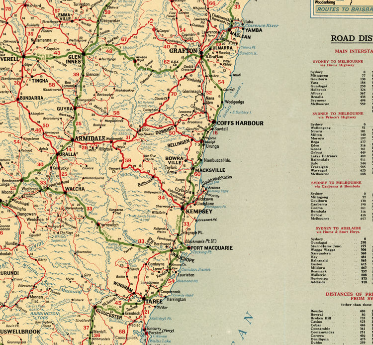 New South Wales Old map Australia - product images  of