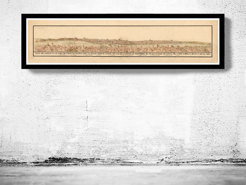 Old,Constantinople,Istanbul,Panoramic,View,1686,Art,Reproduction,Open_Edition,city,vintage,plan,medieval,engraving,historic,panoramic,old_map,cosntantinople,instambul,constantinople_map,turkey,art_turkish