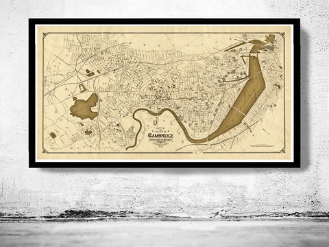 Old,Map,of,Cambridge,1910,Massachusetts,Vintage,map of cambridge, cambridge, cambridge massachusetts, cambridge poster, map of cambridge, old map, vintage map