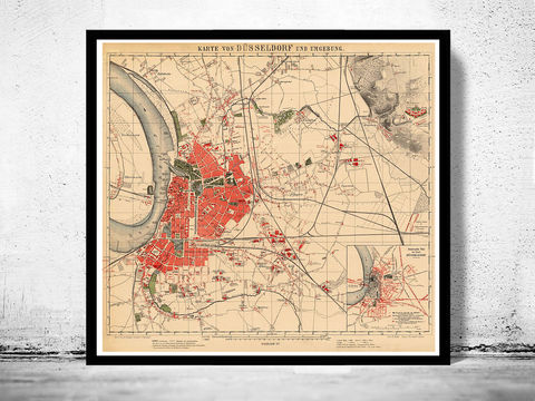Old,Map,of,Dusseldorf,Germany,1877,Art,Reproduction,Open_Edition,dusseldorf ,old map,vintage map,dusseldorf map,map of dusseldorf ,deutshland,old dusseldorf, dusseldorf poster,vintage dusseldorf ,old dusseldorf map,old map of dusseldorf,antique dusseldorf