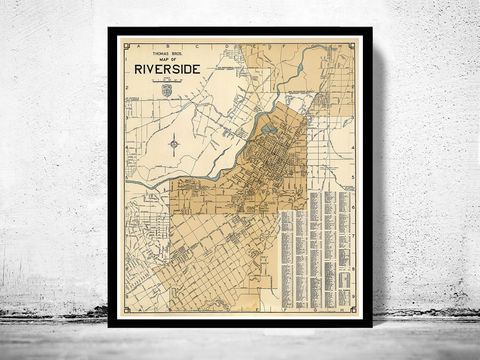 Old,Map,of,Riverside,California,1938,map of riverside, riverside plan, riverside street map, riverside california, riverside ca, riverside map, map of riverside, riverside poster