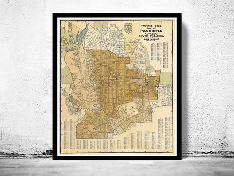 Old,Map,of,Pasadena,California,1920,map of pasadena, old map of pasadena california,pasadena map, Art,Reproduction,Open_Edition,United_States,panoramic_view,gravure,urban,birdseye,vintage_map,pasadena,california,old_map,vintage_poster,city_plan,old_gravure, pasadena CA