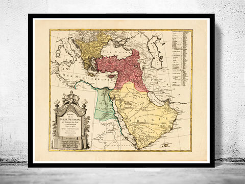 Old,Map,of,Middle,East,Arabian,Peninsula,1790,Art,Reproduction,Open_Edition,old_map,atlas,illustration,antique_map,vintage_map,Iraq,Syria,Saudi_Arabia,Iran,Yemen,middle_east_map,arabia_map