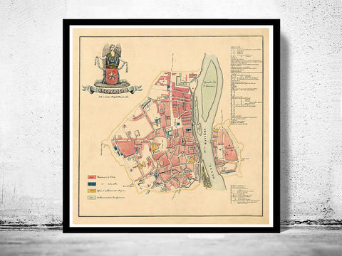 Old,Map,of,Maastricht,Netherlands,1860,Art,Reproduction,Open_Edition,city_map,antique,Europe,vintage_map,maastricht_map,old_maastricht_map,vintage_maastricht,maastricht_gift,maastricht_plan,netherlands_map,maastricht,maastricht_poster,maastricht_decor