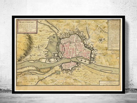 Old,Map,of,Maastricht,Netherlands,1700,Art,Reproduction,Open_Edition,city_map,antique,Europe,vintage_map,maastricht_map,old_maastricht_map,vintage_maastricht,maastricht_gift,maastricht_plan,netherlands_map,maastricht,maastricht_poster,maastricht_decor