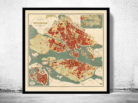 Old,Map,of,Stockholm,,Sweden,1922,Art,Reproduction,Open_Edition,stockholm,sweden,vintage_map,vintage_stockholm,old_map_of_stockholm,stockholm_map,stockholm_retro,sweden_map,swedish,antique_sweden,stockholm_poster,old_stockholm,stockholm_gift