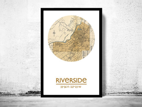 RIVERSIDE,CA,-,city,poster,map,print, RIVERSIDE print,RIVERSIDE CA poster, RIVERSIDE Poster,RIVERSIDE CA, RIVERSIDE map, wall decor, city,maps, travel poster