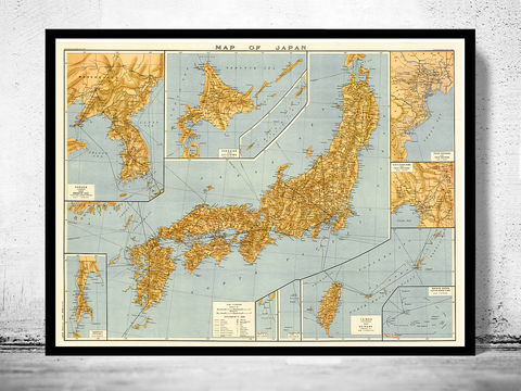 Old,Map,of,Japan,1934,Art,Reproduction,Open_Edition,vintage,japan_sea,japan,tokyo,old_map,vintage_map,japan_map,map_of_japan,japan_decor,japanese,japan_art,japan_poster,asia