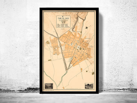 Old,map,of,Cuzco,Peru,1900,map of cuzco peru, cuzco gift,cuzco peru, old map, maps, map of cuzco, cuzco peru, cuzco city, cuzco map, buy map, buy old map