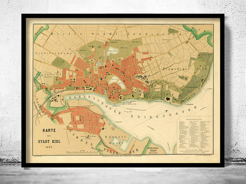 Old,Map,of,Kiel,Germany,1887,kiel map, Art,Reproduction,Open_Edition,old_map,vintage_map,kiel_map,map_of_kiel,deutshland,old_kiel,kiel_poster,vintage_kiel,old_kiel_map,old_map_of_kiel,antique_kiel