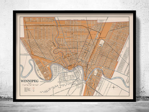 Old,Map,of,Winnipeg,Canada,1915,winnipeg map, winnipeg canada, winnipeg city, map of winnipeg, winnipeg guide, winnipeg poster, old map of winnipeg, winnipeg city map, winnipeg gift, old maps