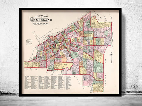 Old,Map,of,Cleveland,1892,old maps for sale, old maps online, wall map art, maps reproductions,Art,Reproduction,Open_Edition,United_States,city_map,retro,antique,old_map,vintage_map,cleveland_map,cleveland,map_of_cleveland,cleveland_vintage,cleveland_retro,cleveland_poster,clevela
