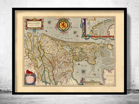 Old,Map,of,The,Netherlands,Hollandia,Holland,1650,Art,Reproduction,Open_Edition,old_map,atlas,illustration,antique_map,belgium_map,netherlands_map,holland_map,dutch,amsterdam_map,old_belgium_map,historic_map,vintage_map