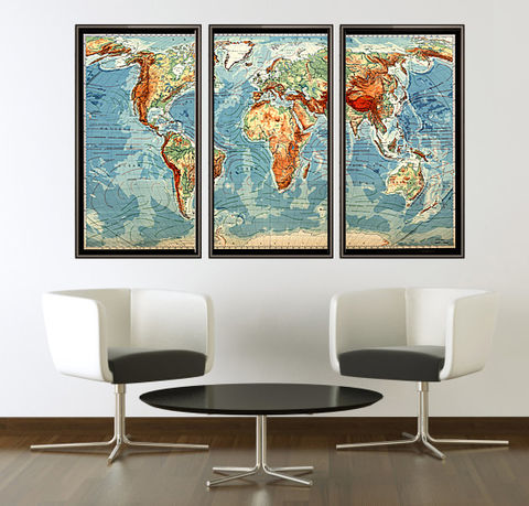 Old,Map,of,the,World,Vintage,Atlas,Mercator,projection,(3,pieces),Art,Reproduction,Open_Edition,World_map,old_map,antique,atlas,discoveries,explorations,vintage_poster,city_plan,earth_atlas,map_of_the_world,world_map_poster,old_world,vintage_world_map