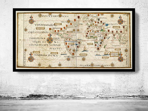 Old,World,Map,Portuguese,Discoveries,1573,old portuguese map, portuguese discoveries map, world map poster,Art,Reproduction,Open_Edition,World_map,atlas,Asia,europe,america,oceania,vintage_map,old_world_map,globe,antique_map,antique_world_map,world_old_map,map_of_the_world