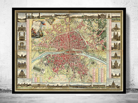 Old,Map,of,Paris,,France,1784,paris, old map of paris, paris poster, 9aris retro, vintage paris,Art,Reproduction,Illustration,france,vintage_map,old_map_of_paris,paris_map,map_of_paris,paris_poster,antique_paris,vintage_paris,paris_retro,old_paris,paris_plan,paris_decor