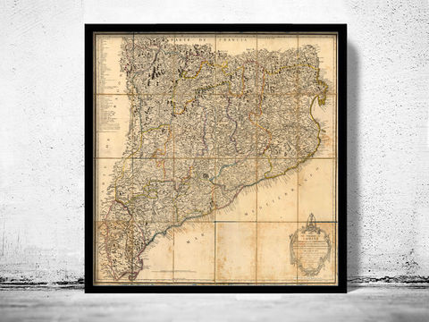 Old,Map,of,Cataluña,Catalunya,1916,Catalonia,map,old catalonia map, Art,Reproduction,Open Edition,vintage map,city plan,old_map,barcelona_map,map_of_barcelona,cataluna,spain,old_map_of_barcelona,guia_de_Barcelona,barcelona_poster,barcelona_guia,barcelona, catalunya, cataluna, cataluña, catalunha, map ol