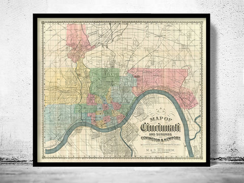 Old,Map,of,Cincinnati,and,Suburbs,Covington,NewPort,1880,Vintage,Art,Reproduction,Open_Edition,United_States,city_map,retro,antique,old_map,vintage_map,boston_map,cincinnati,cincinnati_poster,map_of_cincinnati,cincinnati_vintage,covington,newport