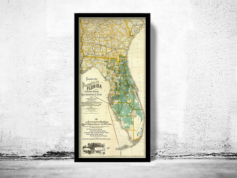 Old,Map,of,Florida,1890,map,print,Art,Reproduction,Open_Edition,United_States,USA,retro,florida,florida_map,florida_vintage,old_map_of_florida,florida_retro,antique_florida,florida_poster,florida_gift,old_map_florida,west_coast