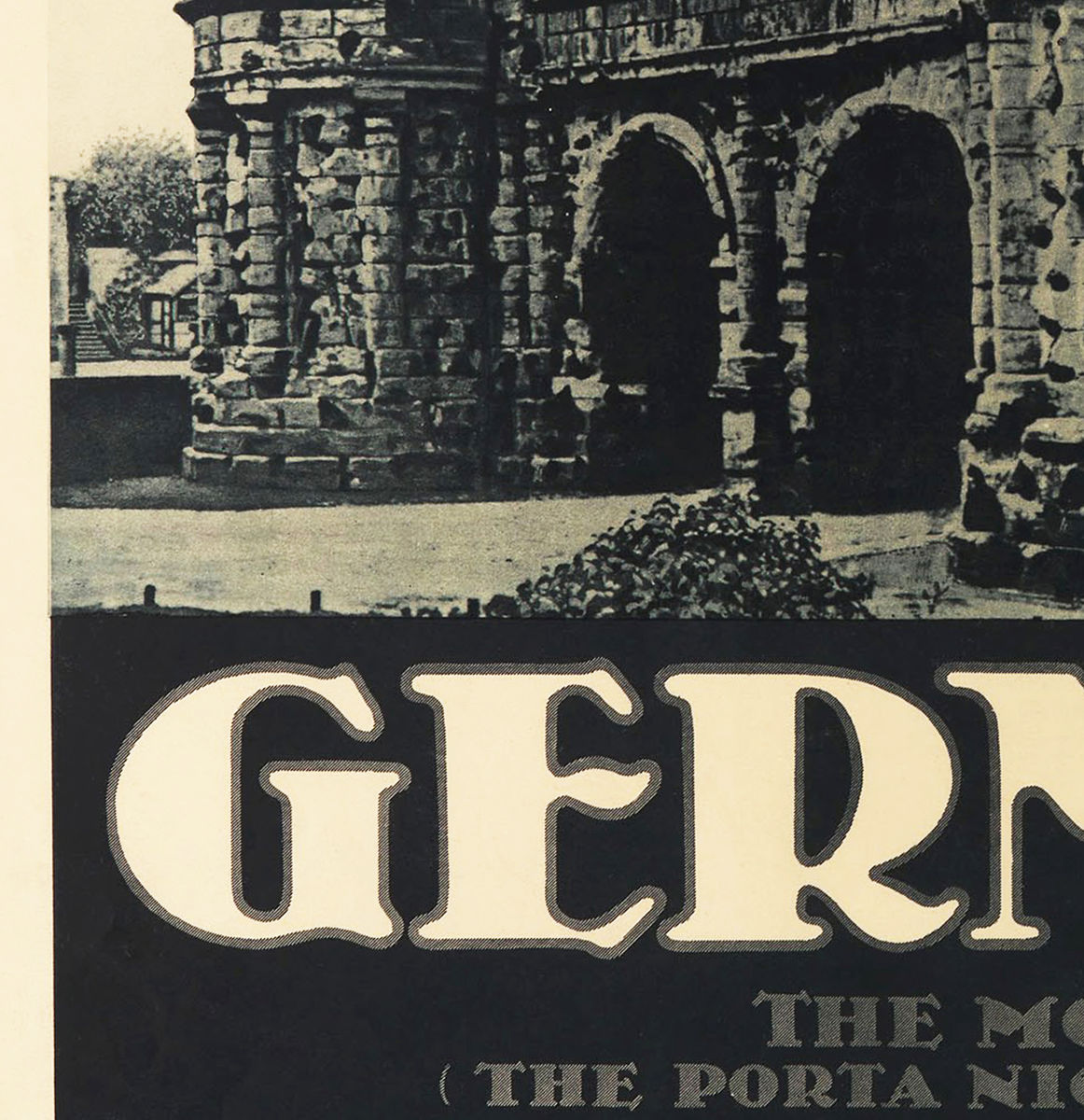 Vintage Poster of Germany, Travel Poster Tourism 1930- - product images  of