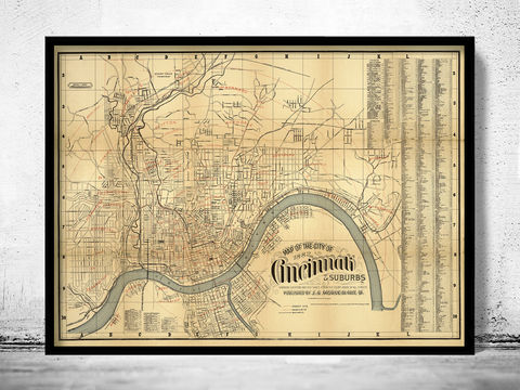 Old,Map,of,Cincinnati,1882,Vintage,Art,Reproduction,Open_Edition,United_States,city_map,retro,antique,old_map,vintage_map,boston_map,cincinnati,cincinnati_poster,map_of_cincinnati,cincinnati_vintage,covington,newport