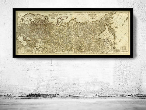 Old,Map,of,Russia,Russian,Empire,1790,Soviet,Union,old map of russia, vintage map of russia, russian empire map, old map of soviet union, old maps online, soviet union map, vintage CCCP map, Vintage CCCP poster, USSR old map