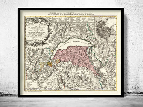 Old,Map,of,Lake,Geneva,Lac,Léman,Switzerland,france,1766,lake leman map, lake geneva map, old map of lake geneva, old switzerland map,Art,Reproduction,Open_Edition,map,vintage,old_map,antique,illustration,Schweiz,switzerland_map,zwitzerland_decor,vintage_switzerland,switzerland_poster,vintage_retro