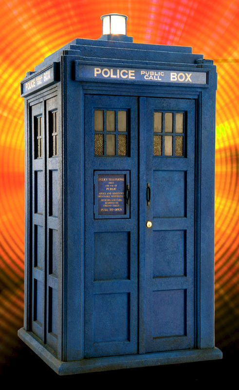 Space-Time Continuum ~ Dr. WHO Inspired - product image