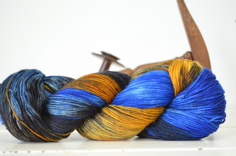 Rowena,Ravenclaw,~,Harry,Potter,Inspired,Yarn,yarn, Hand dyed, kettle dyed, Harry Potter, ravenclaw