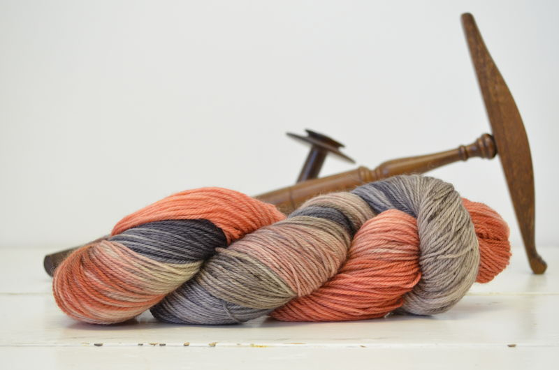 Lord and Lady Grantham ~ Downton Abbey Inspired Yarn - product image