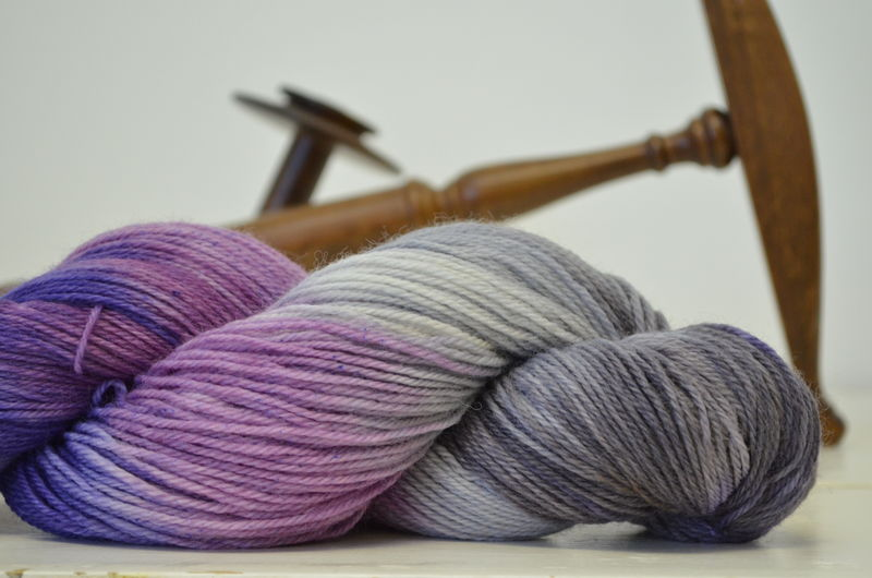 The Dowager Countess ~ Downton Abbey Inspired Yarn - product image