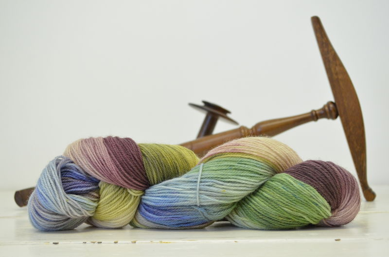 Garden Party ~ Downton Abbey Inspired Yarn - product image