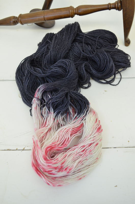 *ONLINE ONLY* Winter is Coming but There Will Be No Snow ~ Game of Thrones Inspired Yarn - product image