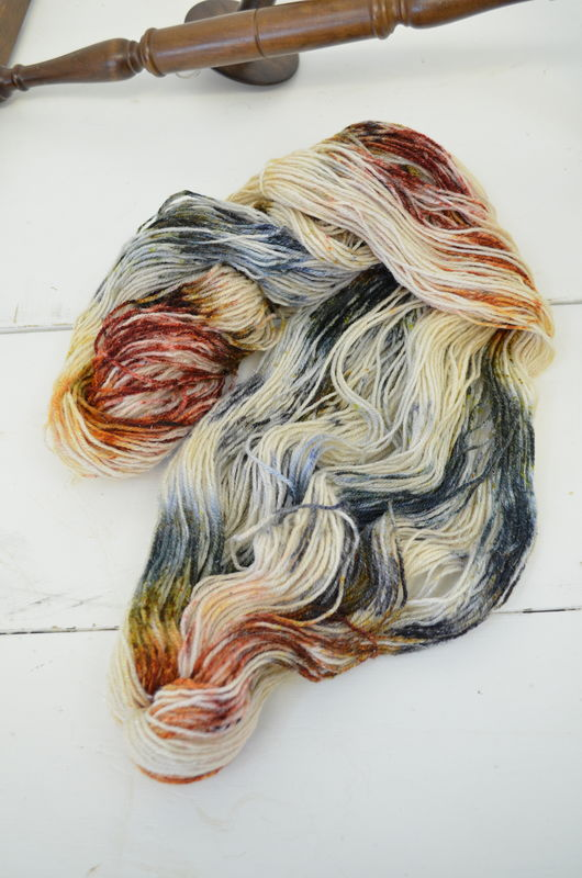 Dragonfly in Amber ~ Outlander Inspired Yarn - product image