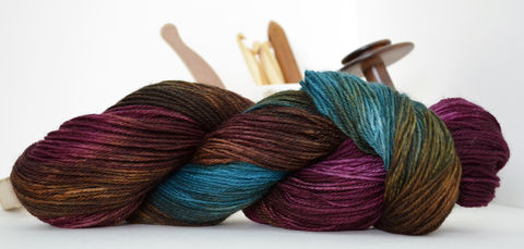 Dinner,at,Downton,~,Abbey,Inspired,wool, yarn, knit, knitting, superwash yarn, fingerling, corriedale/nylon yarn, Downton Abbey