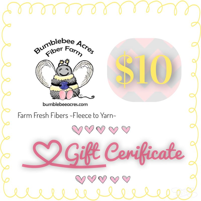 $10 Gift Certificate - product images