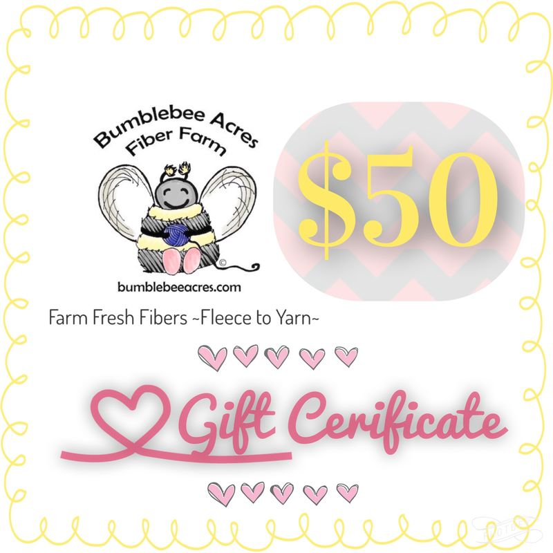 $50 Gift Certificate - product images