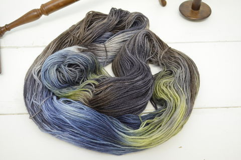 What,is,Dead,May,Never,Die,~,Game,of,Thrones,Inspired,Yarn,yarn , hand dyed, Game of Thrones