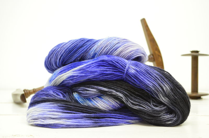 Martha Jones ~ Dr. Who Inspired Yarn - product image
