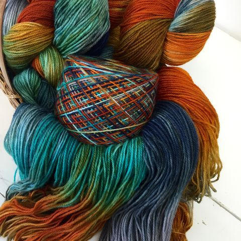 Sansa,~,Game,of,Thrones,Inspired,Yarn,yarn , hand dyed, Game of Thrones