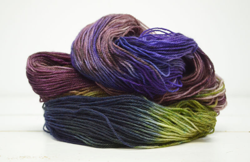 Ladies of Versailles ~ Outlander Inspired Yarn - product image