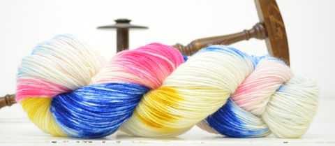 The,Pork-Chop,Express,~,Big,Trouble,in,Little,China,Inspired,Yarn,yarn, Hand dyed, kettle dyed, Pork Chop Express, Big Trouble in Little China