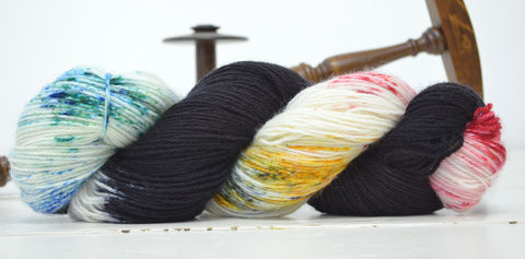 Lo,Pan,~,Big,Trouble,in,Little,China,Inspired,Yarn,yarn, Hand dyed, kettle dyed, Lopan, Big Trouble in Little China