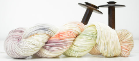 The,Miss,Bennets,~,Pride,&,Prejudice,yarn, hand dyed, wool