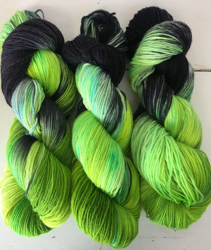 Chamber of Secrets ~ Harry Potter Inspired Yarn - product image