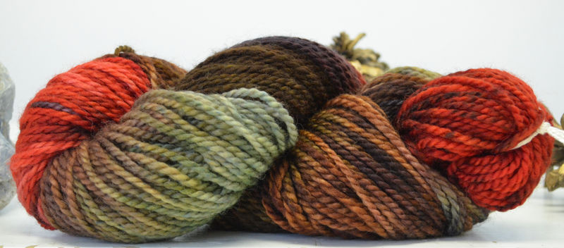 Drums of Autumn ~ Outlander Inspired Yarn - product image